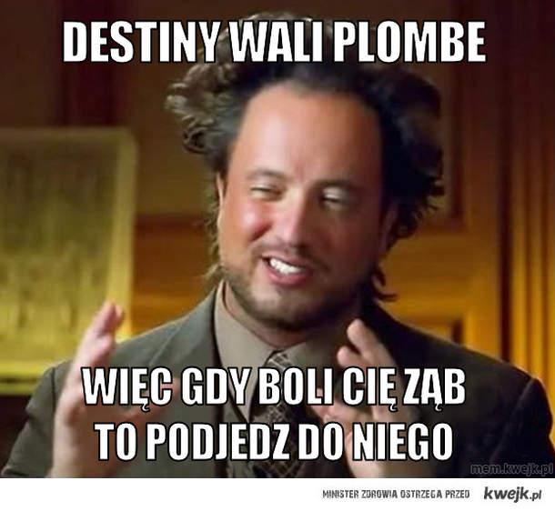 DESTINY WALI PLOMBE