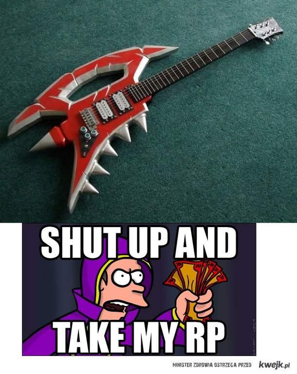 mordekaiser guitar