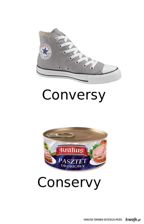 Conversy konserwy...