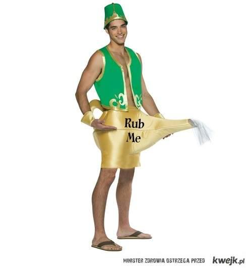 kostium na Halloween
