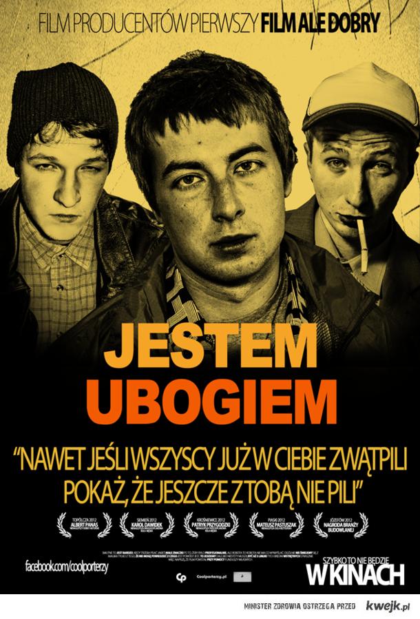 JESTEM UBOGIEM