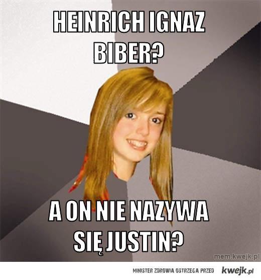 Heinrich Ignaz Biber?