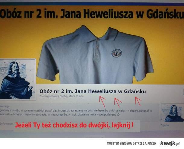 Gim. nr 2 im. Jana Heweliusza w Gdańsku