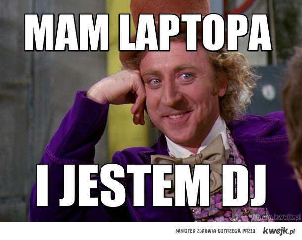 mam laptopa