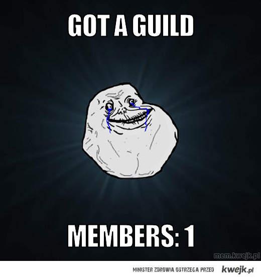 Got a guild
