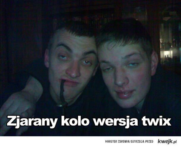 Obaj jak bracia obaj