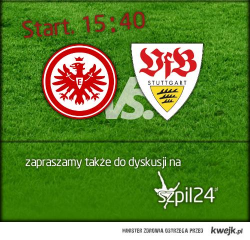 Eintrach Frankfurt - VfB Stuttgar 15:30 - Szpil24