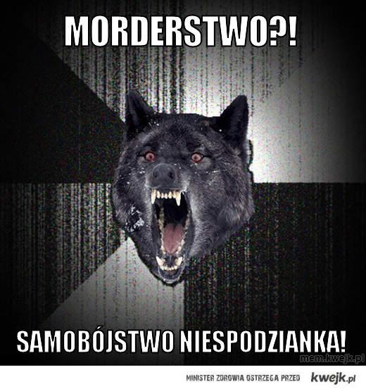 Morderstwo?!