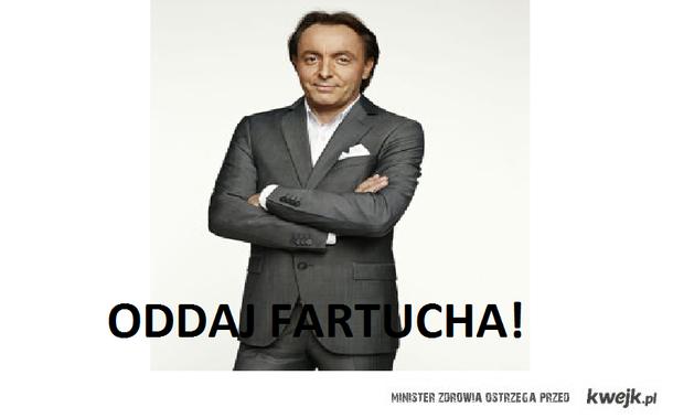 Fartucha !