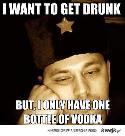 upić się