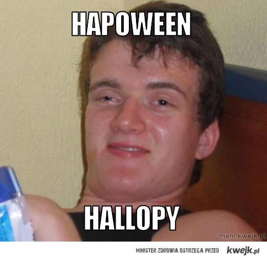 hapoween