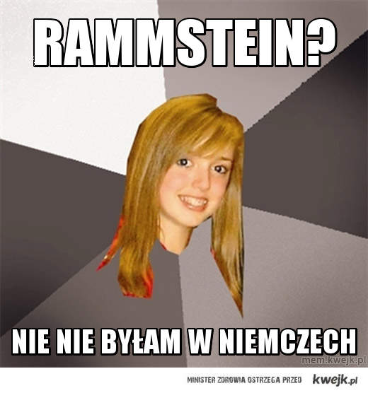 Rammstein?