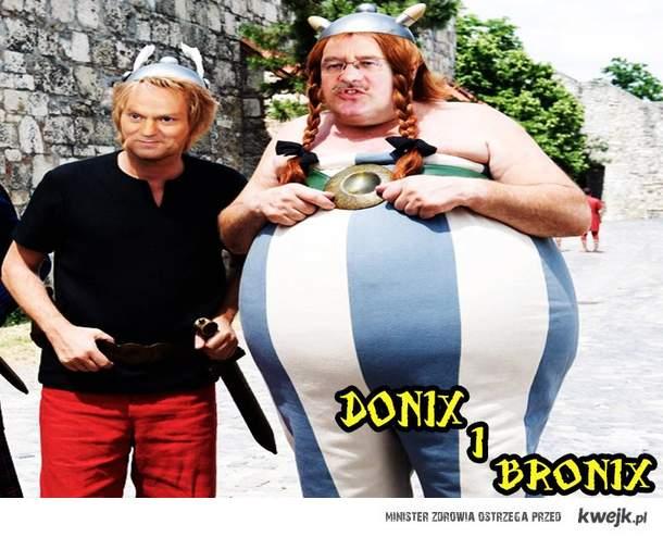 Donix & Bronix