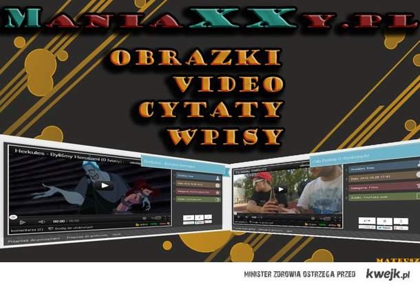 Maniaxxy.PL - Najlepsze Obrazki z Internetu!