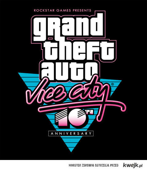 VICE CITY 10th ANNIVERSARY NA SMARTPHONE'y