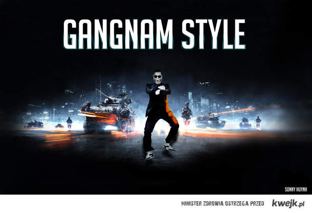 gangnam style :)