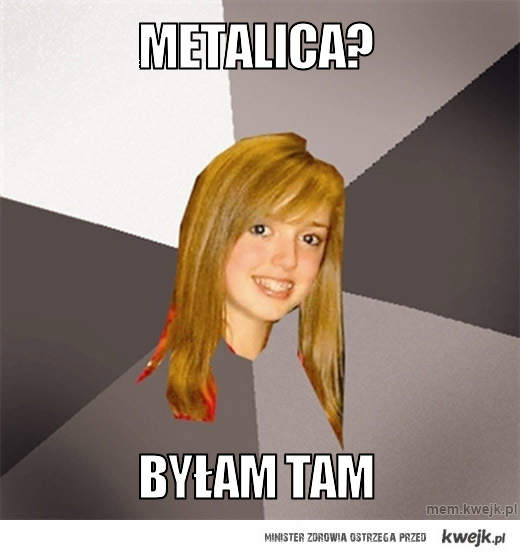 metalica?