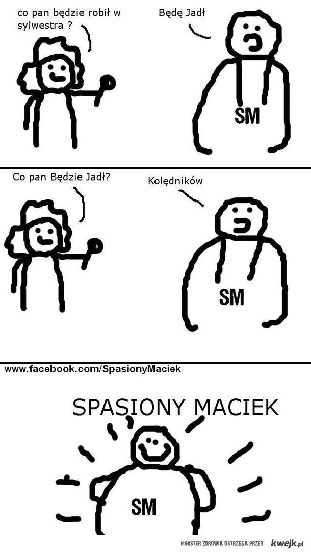 spasionyMacieksylwester