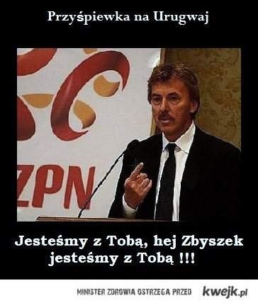 30 lat temu do zdobycia medalu MŚ'82 potrzebowaliśmy Bońka. Teraz Boniek potrzebuje NAS!!!