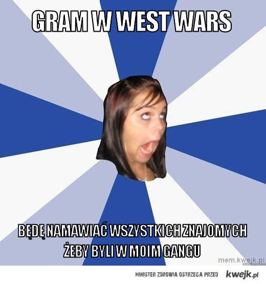 Gram w West wars