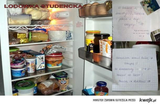 obalamy stereotyp głodnego studenta