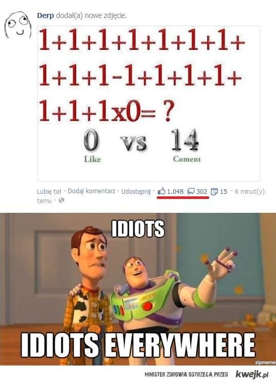 Idiots...
