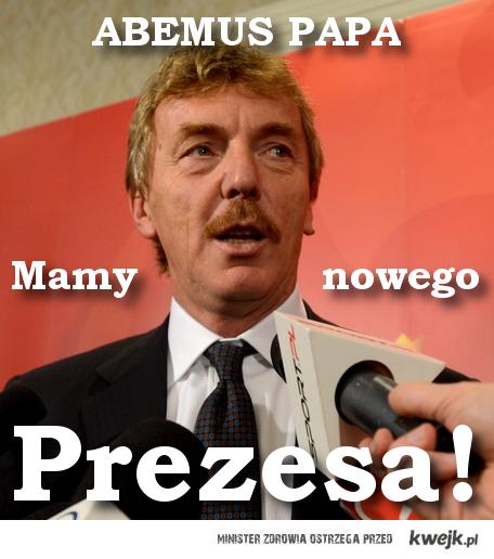 Abemus Papa
