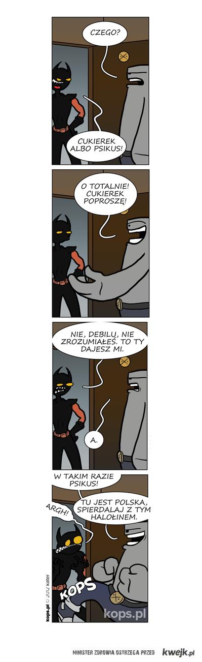 halołin srołin
