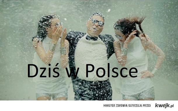Dziś w Polsce