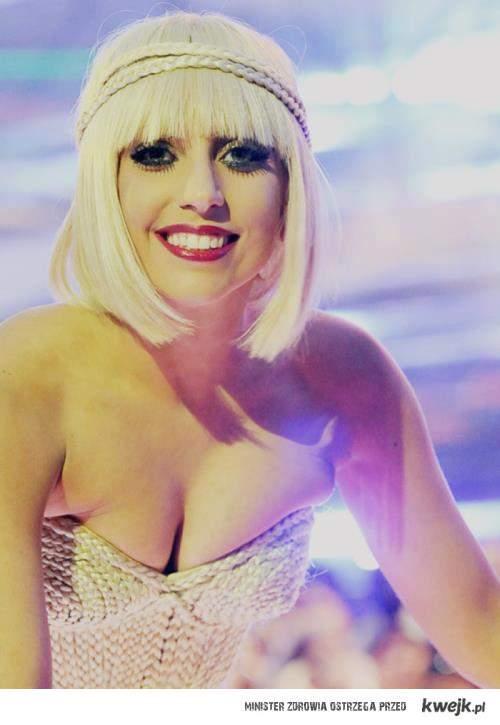 Lady GaGa - ona nie przejmuję się tym co ludzie Powiedzą