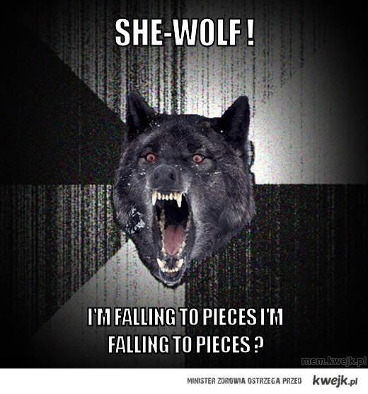 She-Wolf !