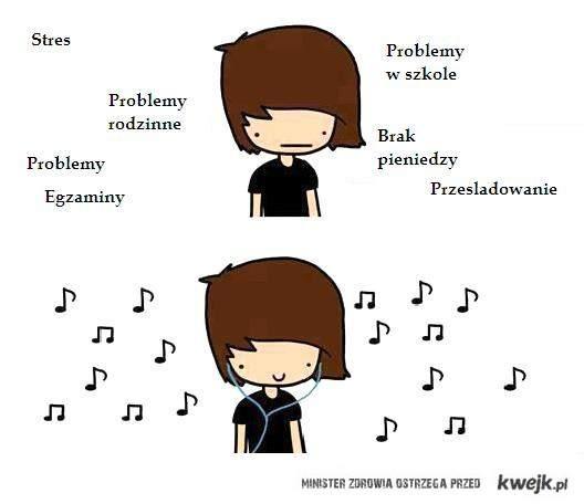 Muzyka zmienia zycie