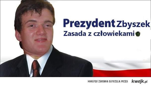 Zbychu prezydent