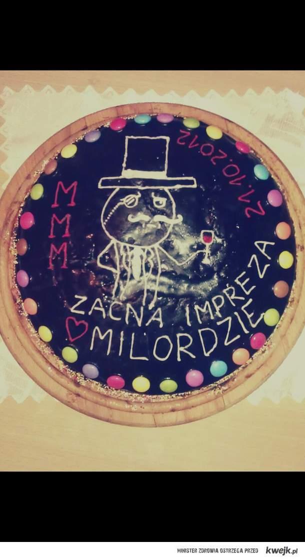ciasto milord