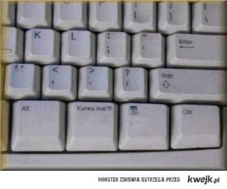 Przydatny klawisz :D