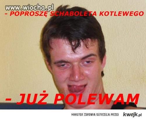 Zjarany Zbyszek, Zawsze Spoko :D