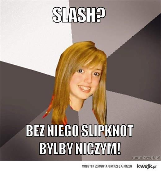 Slash?