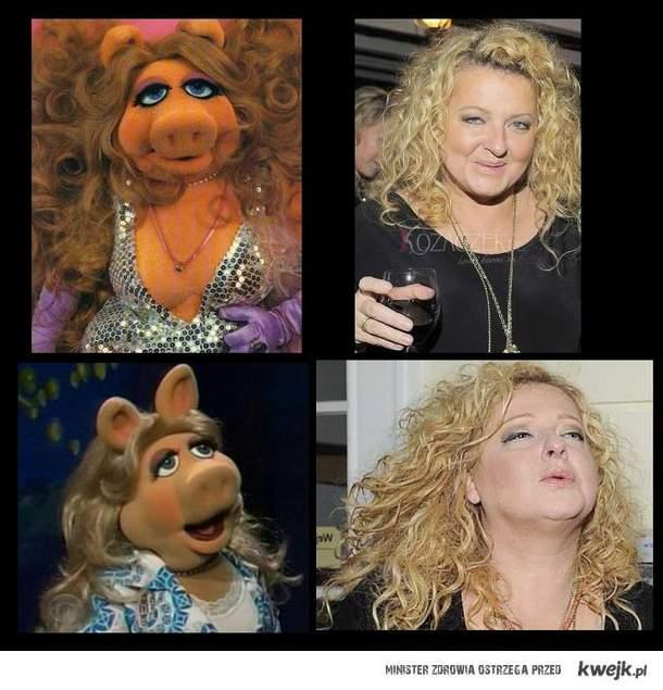 Miss Piggy Gessler...