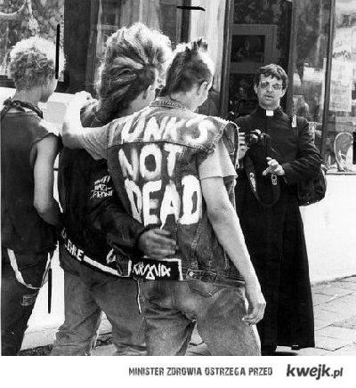 Punk is not dead!