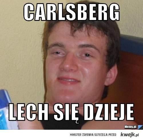 Zbysiu i carlsberg