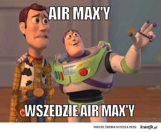 Air Max'y