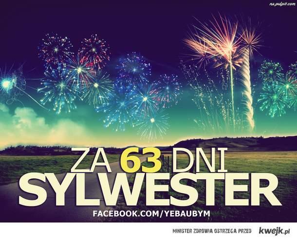 ZA 63 DNI SYLWESTER!