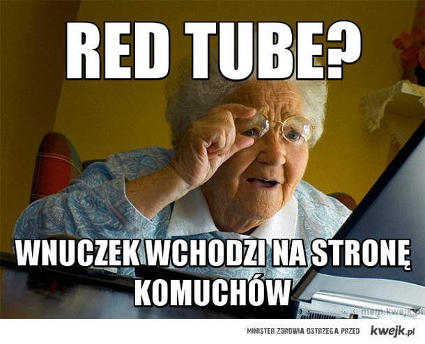 red tube?