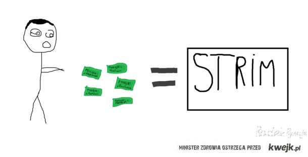 Strimy i pieniążki