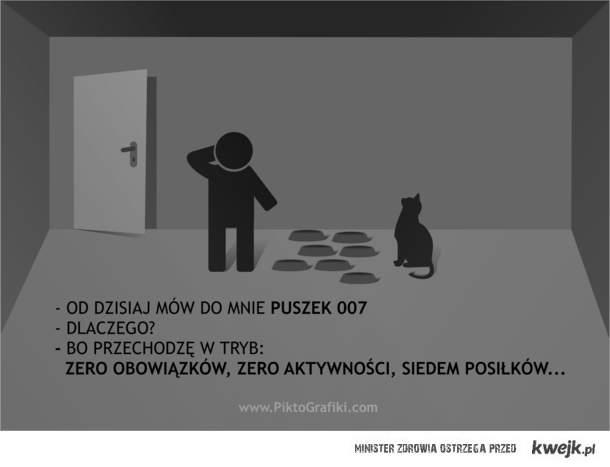 Puszek 007