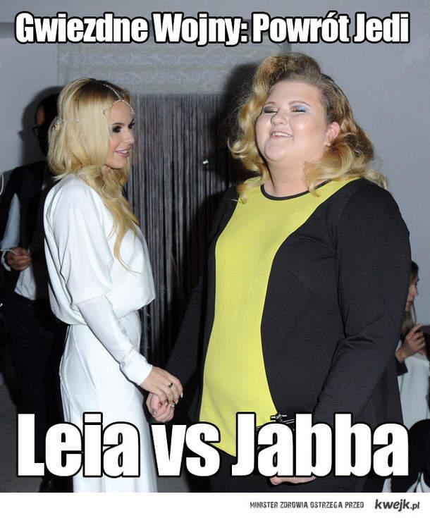 leia vs jabba
