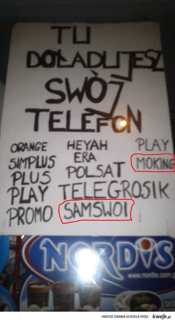 polska pisownia :)