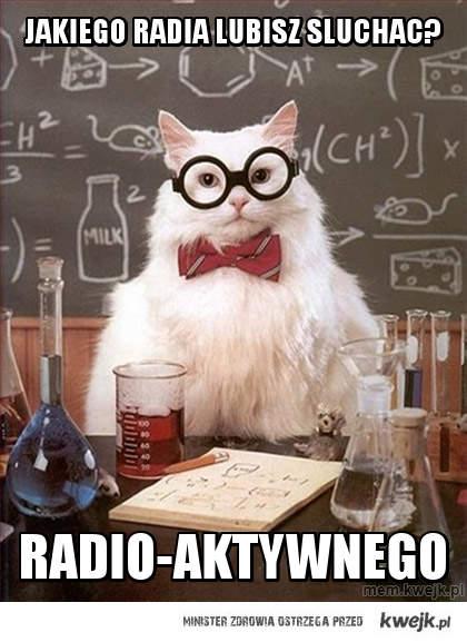 jakiego radia lubisz sluchac?