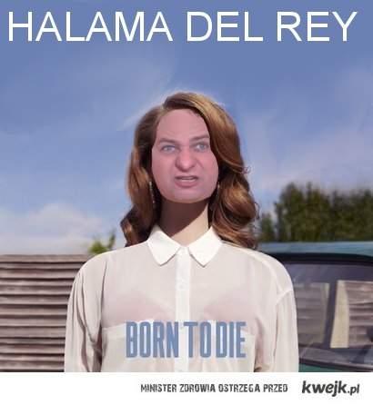 Halama Del Rey