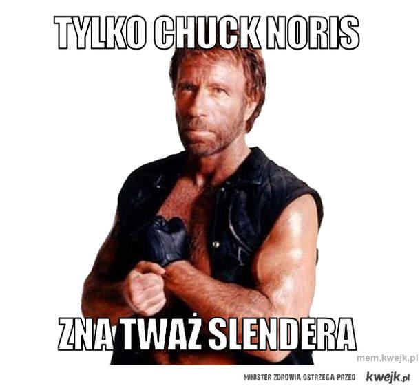 tylko chuck noris